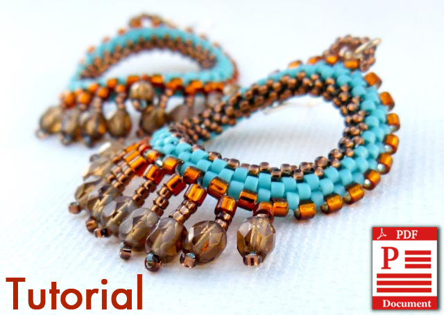 Native American Peyote Beading Patterns http://www.luulla.com/product/14465/diy-pattern-beading-tutorial-native-american-style-earrings-pdf-file